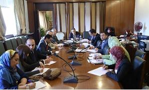 لجنة الشؤون العربية بالبرلمان