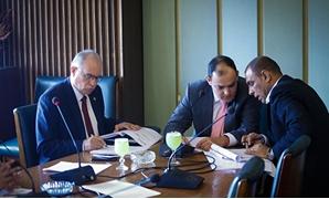 اجتماع لجنة الصناعة بمجلس النواب