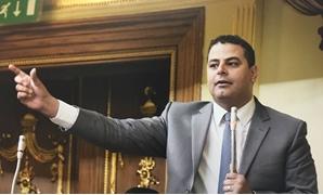 نادر مصطفى أمين سر لجنة الثقافة والإعلام والآثار بالبرلمان