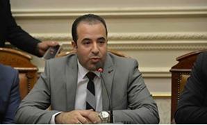 أحمد بدوى وكيل لجنة الاتصالات وتكنولوجيا المعلومات بمجلس النواب