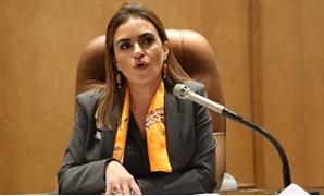 وزيرة الاستثمار والتعاون الدولى سحر نصر