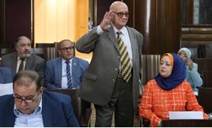النائب عبد المنعم العليمى يتقدم بمشروع قانون لتغليظ عقوبة التعدى على أملاك الغير