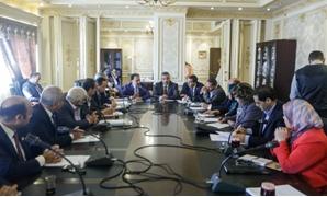اجتماع لجنة الشئون الصحية - أرشيفية