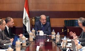اجتماع سابق لمجلس الوزراء