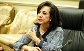 داليا يوسف عضو لجنة العلاقات الخارجية