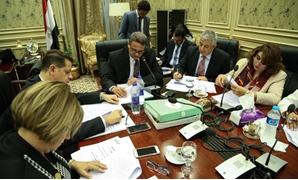 لجنة الشئون الخارجية بالبرلمان