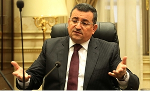أسامه هيكل رئيس لجنة الإعلام