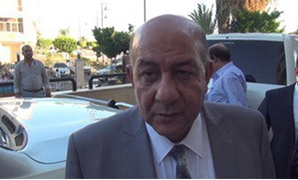اللواء مجدى عبد العال مدير أمن القليوبية