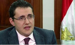 الدكتور خالد مجاهد المتحدث بإسم وزارة الصحة