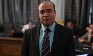 الدكتور مكرم رضوان عضو لجنة الشؤون الصحية فى البرلمان