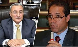 النائب جمال كوش وعمرو عبد المنعم محافظ القليوبية