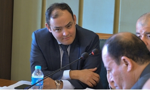 احمد سمير رئيس لجنة الصناعة