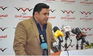 منتصر العمدة أمين اللجان النوعية بالمصريين الأحرار
