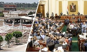 جدل بالبرلمان بسبب التصالح فى بناء الأرض الزراعية