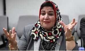 النائبة شادية ثابت عضو لجنة الشؤون الصحية