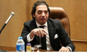 عمرو الجوهرى وكيل لجنة الشئون الاقتصادية