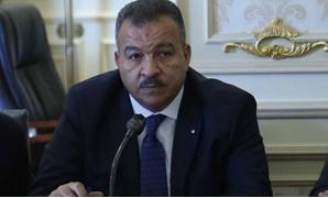 الدكتور محمد العمارى رئيس لجنة الشئون الصحية بمجلس النواب