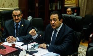 علاء عابد رئيس لجنة حقوق الإنسان
