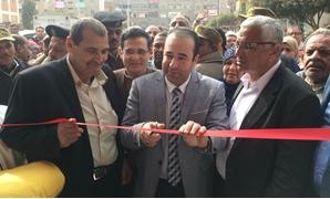 النائب أحمد بدوى يفتتح معرض جمعية من أجل مصر