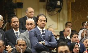 عمرو الجوهرى وكيل اللجنة الاقتصادية