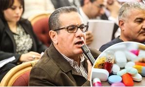 سامى المشد عضو لجنة الشؤون الصحية