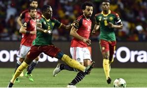 منتخب الكاميرون ومصر