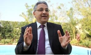 أحمد السجينى عضو الهيئة البرلمانية لحزب الوفد