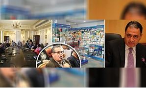 """هل اتفق الصيادلة مع """"الصحة"""" لتوحيد أسعار الدواء؟"""