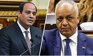 مصطفى بكرى: حديث السيسى عن موسم الشر رسالة للجهات الأمنية للتحذير من مخططات القتلة