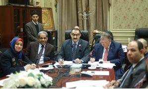 النائب محمد الغول وكيل لجنة حقوق الإنسان بمجلس النواب