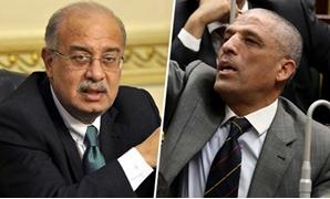 النائب محمد الحسينى ورئيس الحكومة