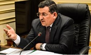 أسامة هيكل رئيس لجنة الإعلام بالبرلمان