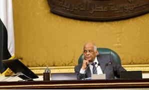 الدكتور على عبد العال رئيس البرلمان