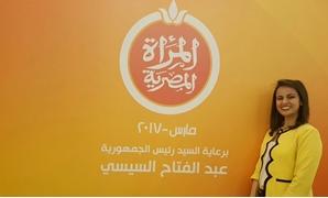 باقة زهور رئاسية لسيدات مصر.. ماريان عازر: السيسى ترجم خطة تمكين المرأة بآليات واضحة