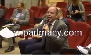 عماد محروس عضو لجنة النقل والمواصلات بالبرلمان
