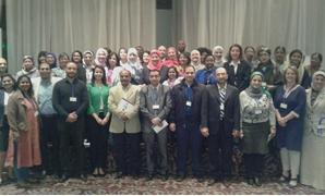 """ماريان عازر: مؤتمر """"المرأة فى العلوم""""  سيفتح أفاقا للتعاون بين الباحثين المصريين والأجانب"""