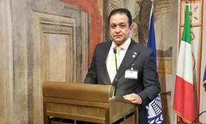 علاء عابد رئيس الهيئة البرلمانية لحزب المصريين الأحرار