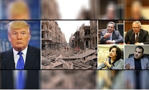 هل يتوقف التصعيد الأمريكى فى سوريا؟