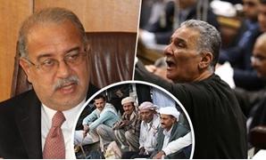 النائب على ابو دولة ورئيس مجلس الوزراء