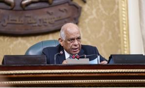 على عبد العال ، رئيس مجلس النواب