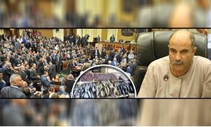 """السمك الفاسد فى """"شِباك"""" البرلمان والحكومة"""